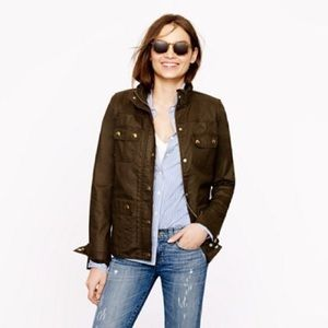 "JCrew ""The Downtown Field Jacket"""